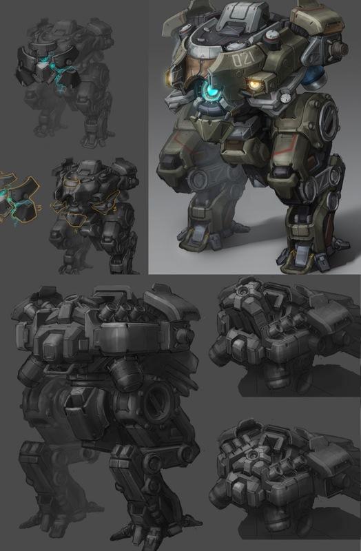 Bulwark Concept Art