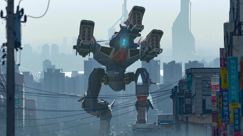haechi war robots