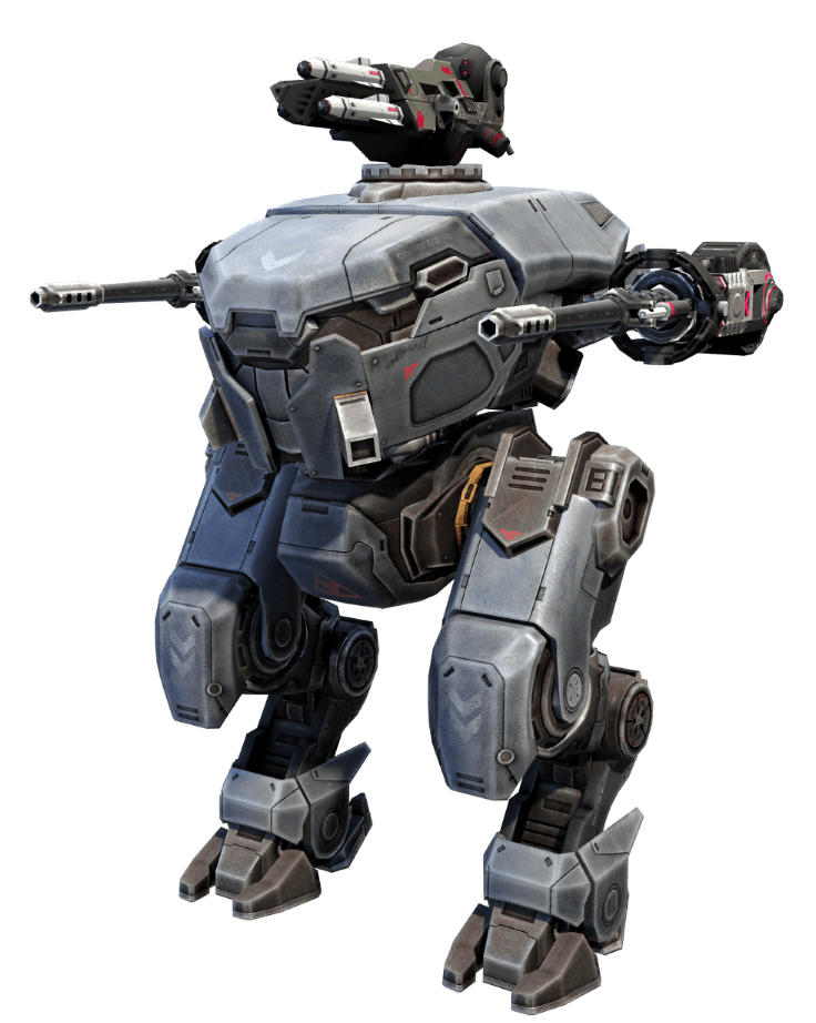 kereskedő robotok gepárd