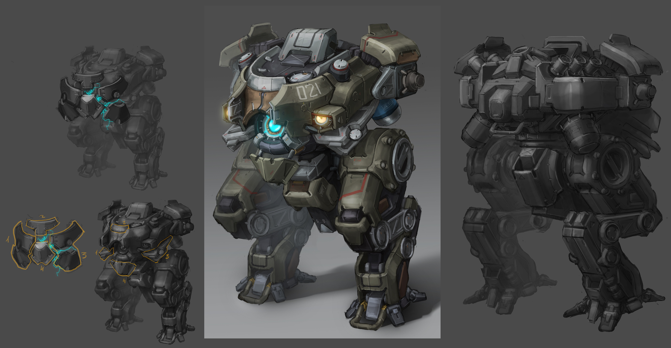 State of War Robots: our 2018 resolutions