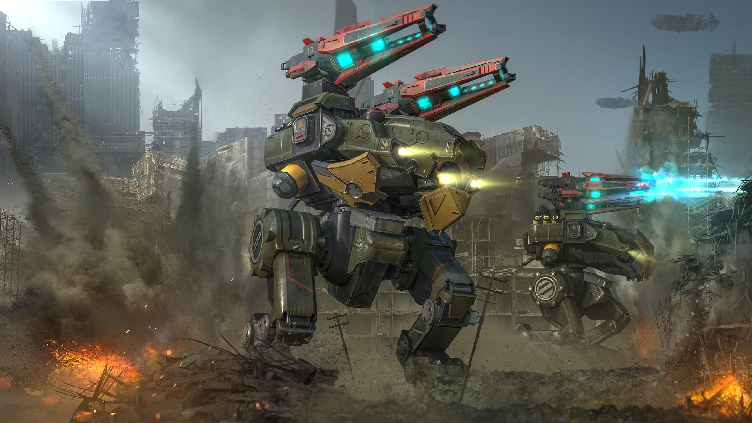 Walking war robots robots matchmaking tiers