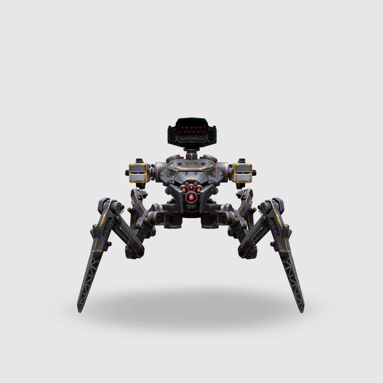 War Robots Rayker Blitz Invader Overview War Robots