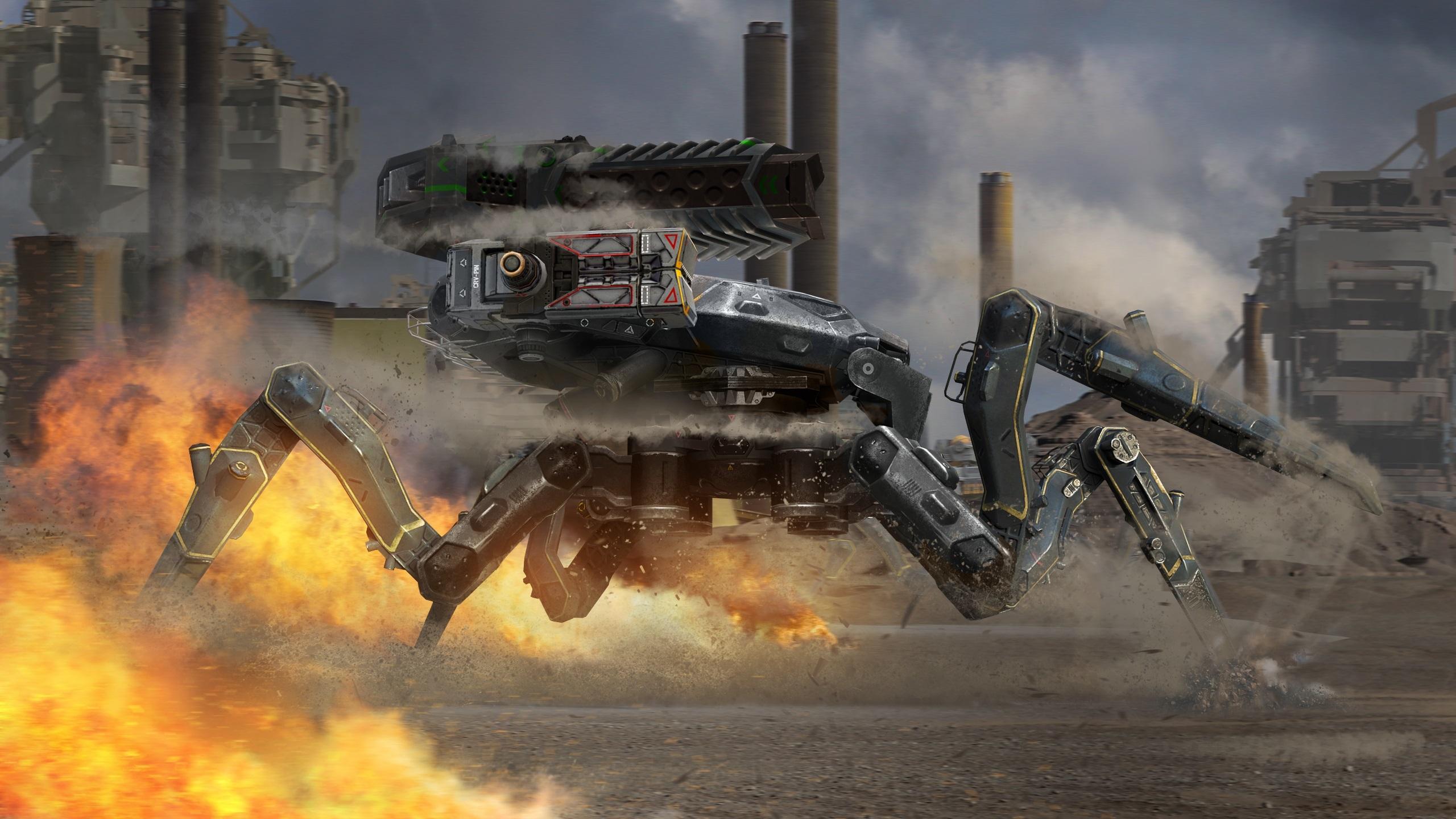 Rayker War Robots