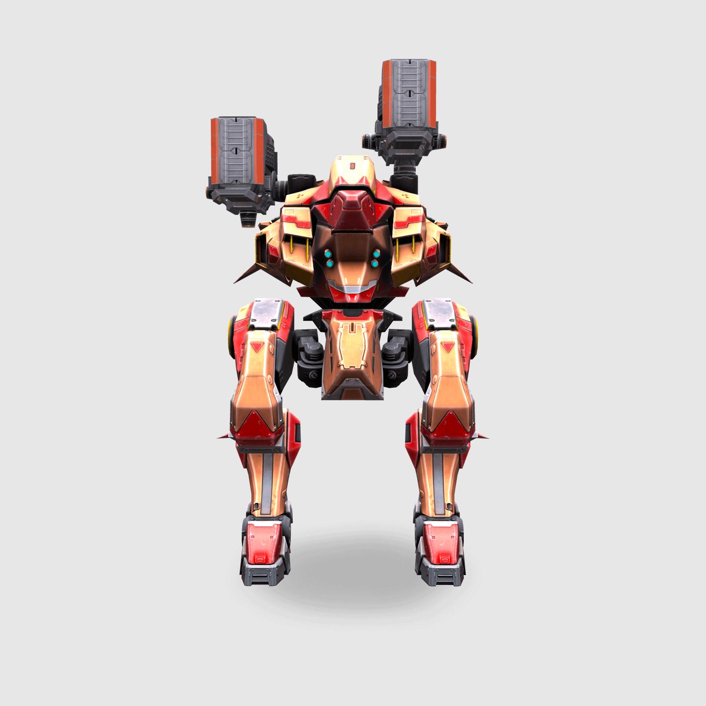 Kumiho - War Robots