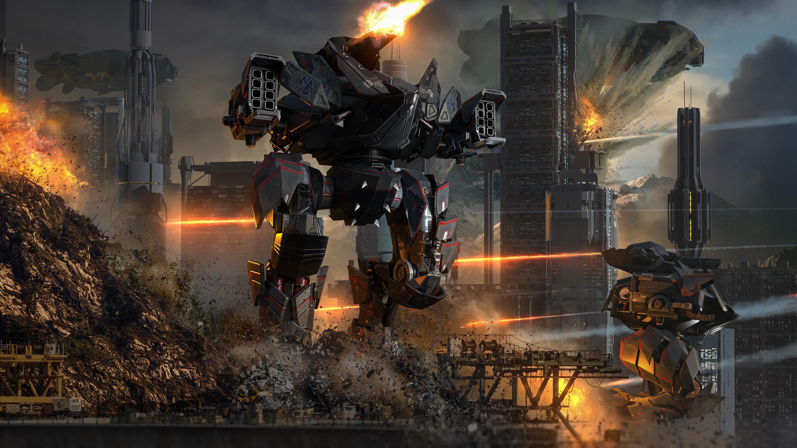 Fenrir War Robots