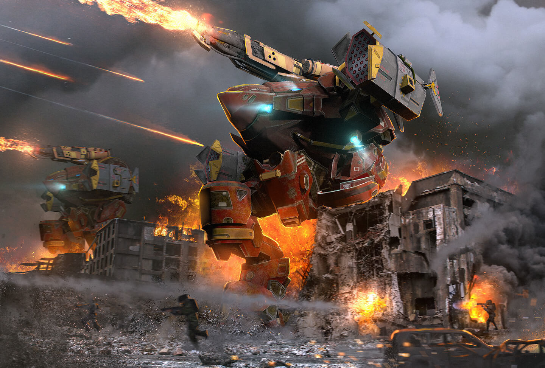 Wie funktioniert der Walking War Robots Hack?